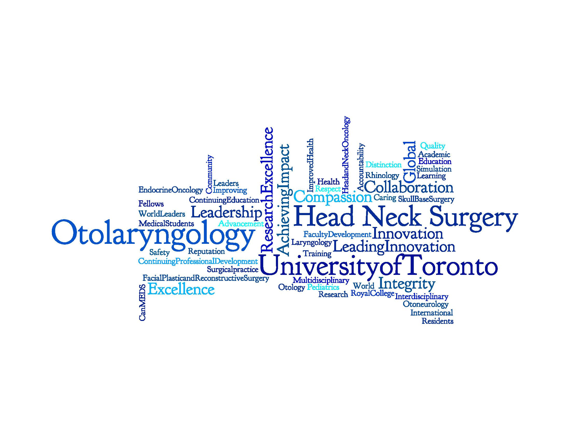 Department of Otolaryngology-Head & Neck Surgery